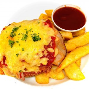 Kids Chicken Parma