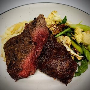 Red Wine Porterhouse Steak